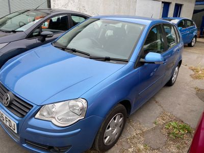 Volkswagen Polo Hatchback 1.4 S 5dr