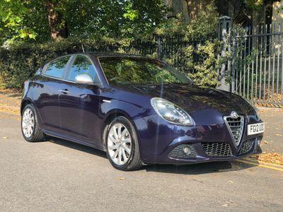 Alfa Romeo Giulietta Hatchback 1.4 TB MultiAir Veloce ALFA TCT 5dr