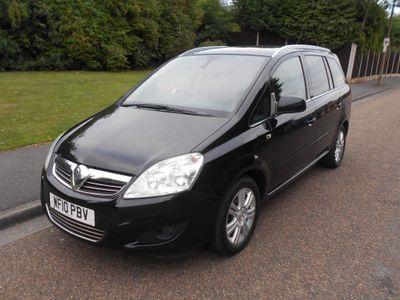 Vauxhall Zafira MPV 1.6 i 16v Design 5dr
