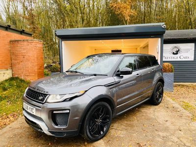 Land Rover Range Rover Evoque SUV 2.0 TD4 HSE Dynamic Auto 4WD (s/s) 5dr
