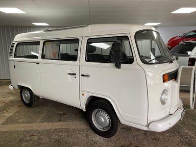 Volkswagen Campervan Specialist Vehicle