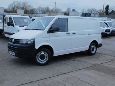 Volkswagen Transporter Panel Van 2.0TDI BLUEMOTION T28 STARTLINE AIR CON