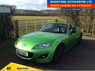 Mazda MX-5 Convertible 2.0 Sport Black Black Edition Roadster
