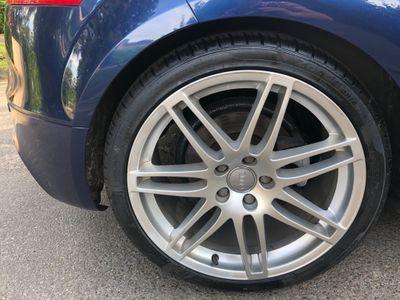 Audi TT Convertible 1.8 TFSI Roadster 2dr