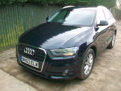 Audi Q3 SUV 2.0 TDI SE quattro 5dr