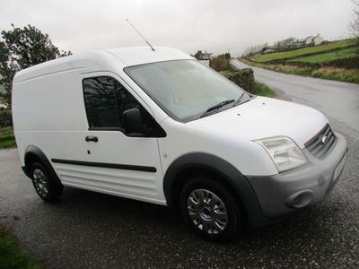 Ford Transit Connect Panel Van 1.8 TDCi T230 High Roof LWB 4dr DPF