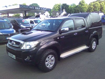 Toyota Hilux Pickup 2.5 D-4D HL3 Crewcab Pickup 4WD 4dr
