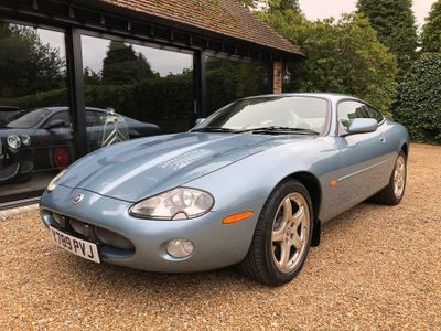 Jaguar XKR Coupe 4.0 100 Limited Edition 2dr