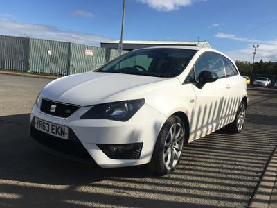 SEAT IBIZA Hatchback 1.2 TSI FR SportCoupe 3dr