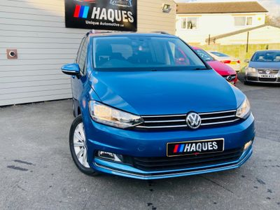 Volkswagen Touran MPV 1.4 TSI BlueMotion Tech SEL (s/s) 5dr