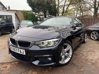 BMW 4 Series Gran Coupe Saloon 2.0 420i M Sport Gran Coupe Auto xDrive (s/s) 5dr