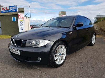BMW 1 Series Hatchback 2.0 123d M Sport 3dr