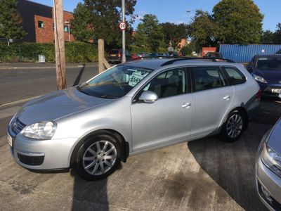 Volkswagen Golf Estate 1.9 TDI DPF SE DSG 5dr