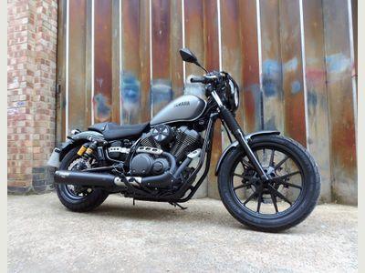 Yamaha XV950 Naked 950 Racer ABS Naked