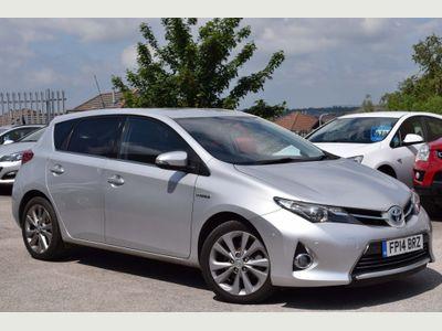 Toyota Auris Hatchback 1.8 VVT-h Excel e-CVT HSD 5dr