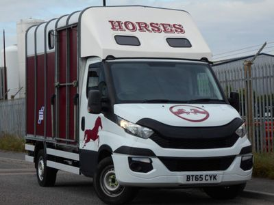 Iveco Daily Chassis Cab