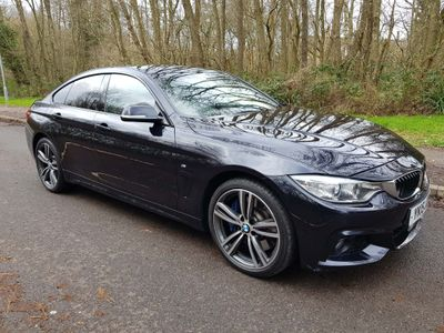 BMW 4 Series Gran Coupe Coupe 3.0 435d M Sport Gran Coupe xDrive 4dr