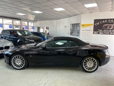 Aston Martin DB9 Convertible 5.9 Volante Seq 2dr