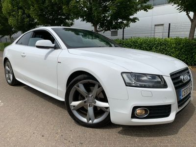 Audi A5 Coupe 2.0 TFSI S line Special Edition 2dr