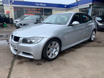 BMW 3 Series Saloon 2.0 320i M Sport 4dr