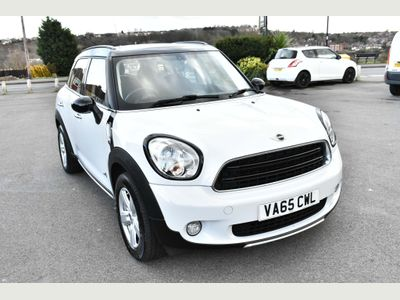 MINI Countryman Hatchback 1.6 Cooper D (Pepper) ALL4 (s/s) 5dr