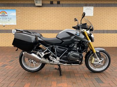 BMW R1200R Naked ABS Naked