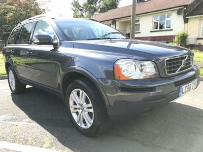 Volvo XC90 SUV 3.2 SE Lux Geartronic AWD 5dr