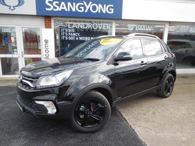 SsangYong Korando SUV 2.2D LE 5dr