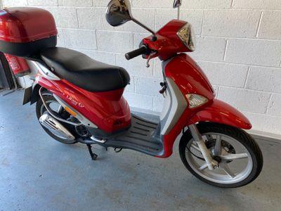 Piaggio Liberty Scooter 125