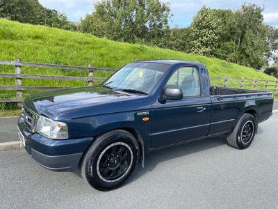 Ford Ranger Pickup 2.5 TDdi Regular Cab Pickup 4x2 2dr