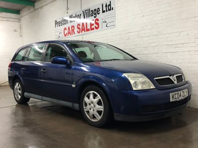 Vauxhall Vectra Estate 2.2 i 16v LS 5dr
