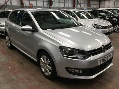 Volkswagen Polo Hatchback 1.4 Match Edition DSG 5dr
