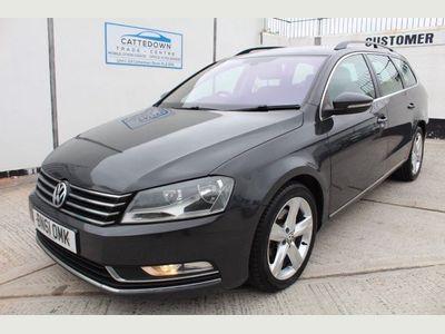 Volkswagen Passat Estate 1.6 TDI BlueMotion Tech SE 5dr