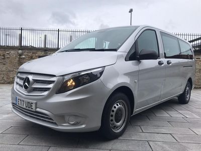 Mercedes-Benz Vito Other 2.1 114 CDi BlueTEC PRO Tourer RWD L3 EU6 (s/s) 5dr