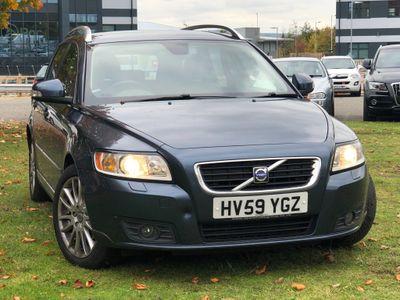 Volvo V50 Estate 1.6 D DRIVe SE Lux 5dr