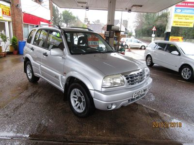 Suzuki Grand Vitara SUV 2.0 Estate 5dr