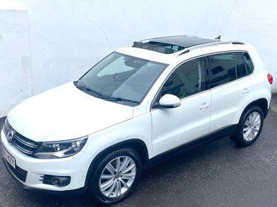 Volkswagen Tiguan SUV 2.0 TDI BlueMotion Tech Match Edition (s/s) 5dr
