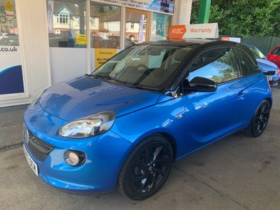 Vauxhall ADAM Hatchback 1.2i ENERGISED 3dr