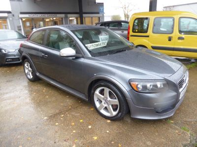 Volvo C30 Coupe 2.0 D R-Design Powershift 2dr