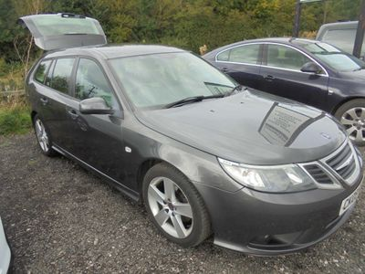 Saab 9-3 Estate 1.9 TTiD Vector Sport SportWagon 5dr