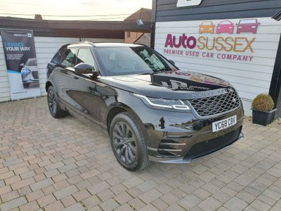 Land Rover Range Rover Velar SUV 2.0 P250 R-Dynamic SE Auto 4WD (s/s) 5dr