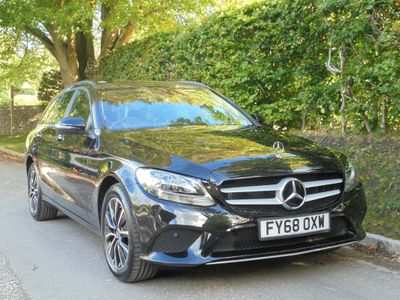 MERCEDES-BENZ C CLASS Estate 1.5 C200 EQ Boost SE G-Tronic+ (s/s) 5dr