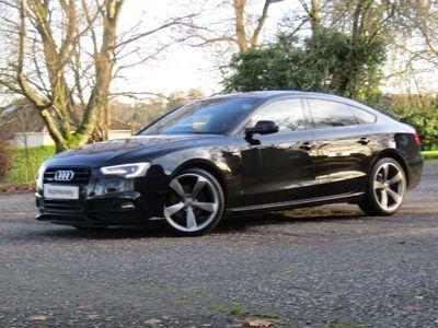 Audi A5 Hatchback 2.0 TDI Black Edition Plus Sportback quattro (s/s) 5dr