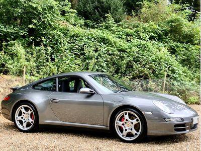 Porsche 911 Coupe 3.8 997 Carrera 4S AWD 2dr