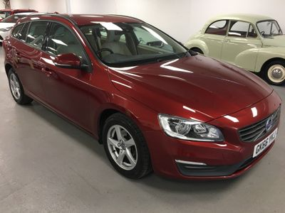Volvo V60 Estate 2.0 D4 Business Edition Auto (s/s) 5dr