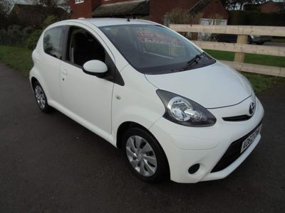 Toyota AYGO Hatchback 1.0 VVT-i Ice Multimode 5dr