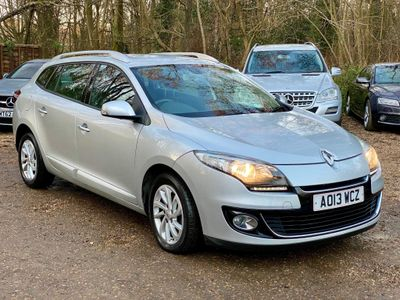 Renault Megane Estate 1.5 dCi ECO Dynamique Tom Tom (s/s) 5dr