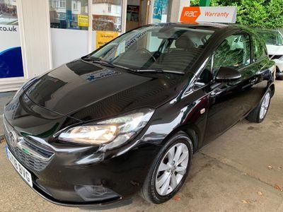Vauxhall Corsa Hatchback 1.4i ecoTEC Energy 3dr (a/c)