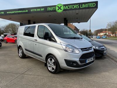 Ford Transit Custom Other 2.2 TDCi 270 Trend Double Cab-in-Van L1 H1 5dr