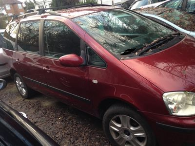 Ford Galaxy MPV 2.3 i Ghia 5dr